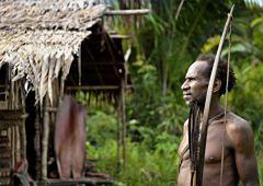 Zagrożone plemiona - korporacje kontra dzikie ludy
