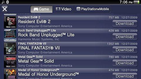 PS Vita dostaje dostęp do morza klasyków z PSone i PSP. Nie można było tak od razu?
