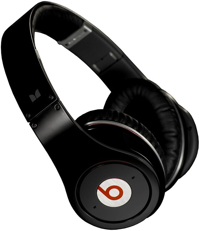Przykładem słuchawek do urządzeń mobilnych są Beats by Dr Dre Studio
