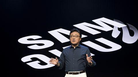 Samsung Galaxy Fold: pierwsze zdjęcia składanego smartfona trafiły do internetu