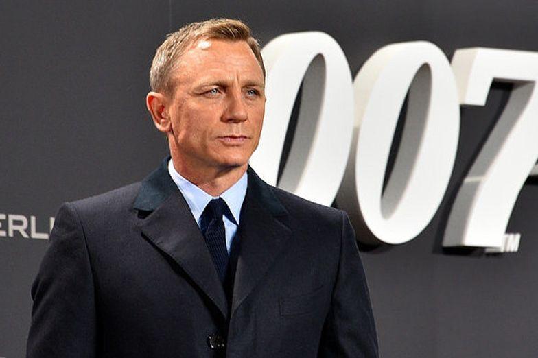 Daniel Craig już nie zagra Bonda. Wzruszające pożegnanie aktora