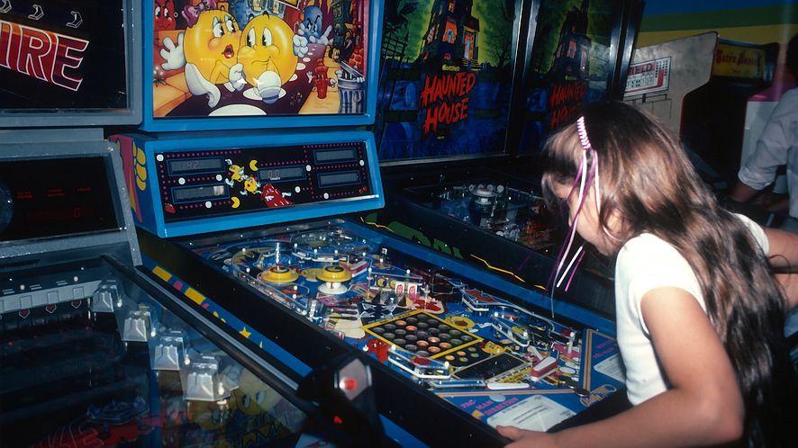 salon arcade pac-man