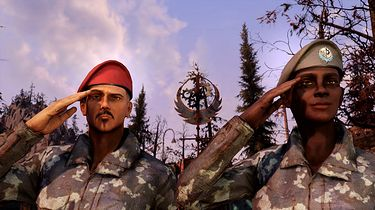 Kolejny rykoszet z Kapitolu. Tym razem w Fallout 76 i grupę Free States Militia - Fallout 76