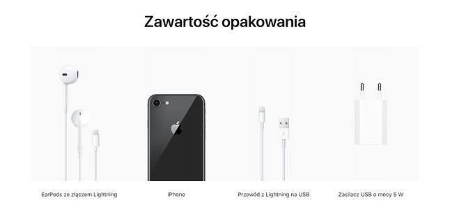 iPhone 8, źródło: apple.com