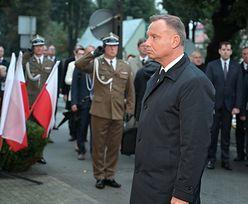 """Andrzej Duda w rocznicę wybuchu wojny. """"Nie pozwolimy naruszać naszych granic"""""""