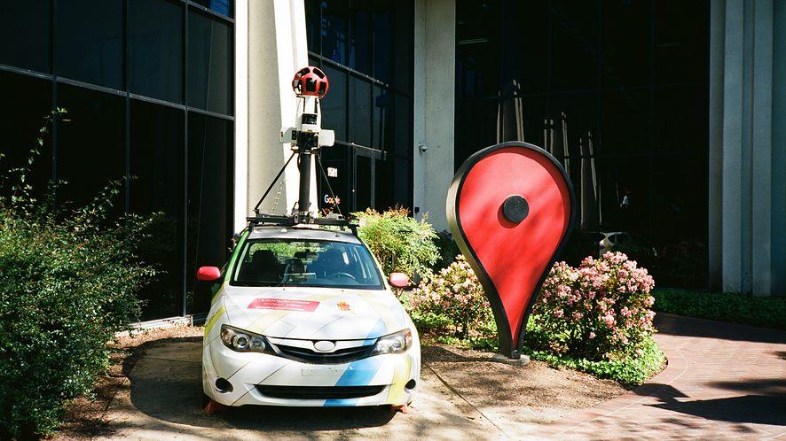 W Street View pojawił się podzielony ekran, fot. Getty Images