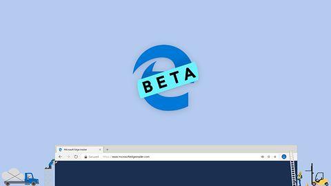 Microsoft: Beta Edge z Chromium nadaje się do codziennego używania