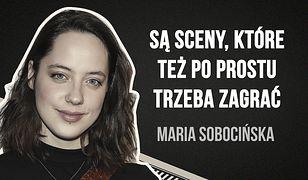 Maria Sobocińska szczerze o znanej rodzinie. Robili wszystko, by ją zniechęcić