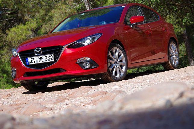 5. Mazda 3 - 180 pkt.