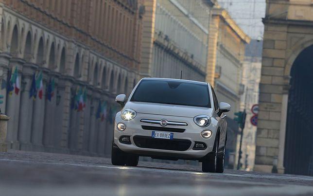 Fiat 500X vs Fiat 500: Dawid i Goliat