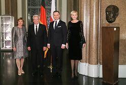 Duda i Gauck o dobrej przyjaźni polsko-niemieckiej