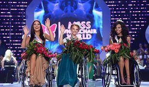 Miss Wheelchair World 2017. Wybrano najpiękniejszą kobietę na wózku