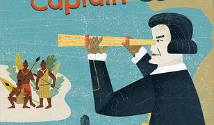 Czytam po angielsku. The Adventures of Captain Cook/Przygody Kapitana Cooka