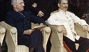 Tajemnice PRL: Stalin przesądził o przekazaniu Szczecina Polsce