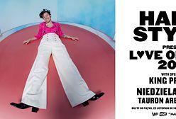 Wielka niespodzianka: Harry Styles przyjedzie do Polski!