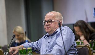 Tomasz Zimoch zaskoczył prowadzącego w TVN24. Ten nie został dłużny