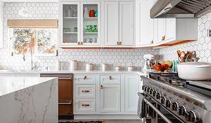 Nieduże i tanie zmiany mogą zrobić dużą różnicę w wyglądzie kuchni