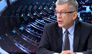 """""""Witam w gronie senatorów PiS"""" - napisał Stanisław Karczewski."""