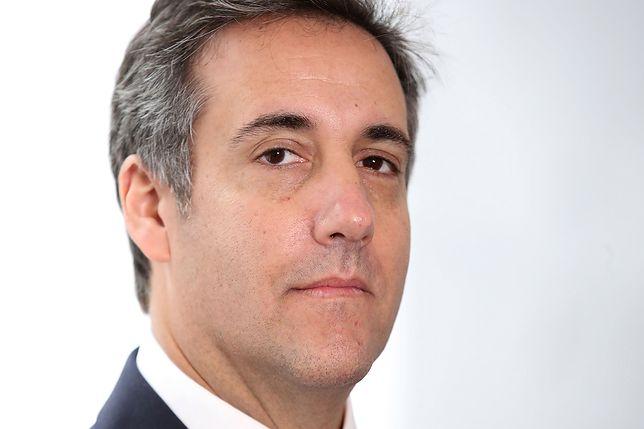 Michael Cohen, prawnik Donalda Trumpa, potwierdził informacje dopiero po skardze ze strony jednej z organizacji