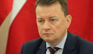 Mariusz Błaszczak: zaczynam służbę w nowym miejscu