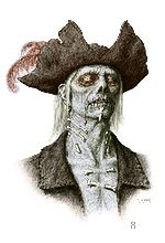 Zobacz zombie-piratów z nowych ''Piratów z Karaibów''