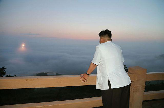 Poranek z życia Kim Dzong Una - niecodzienne zdjęcia