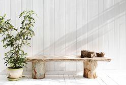 Jak odnowić starą boazerię na ścianie? Ogromna zmiana w jeden wieczór