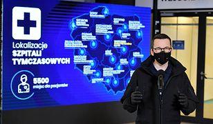 Koronawirus. 13 miesięcy walki z pandemią. Polacy ocenili, jak radzi sobie rząd