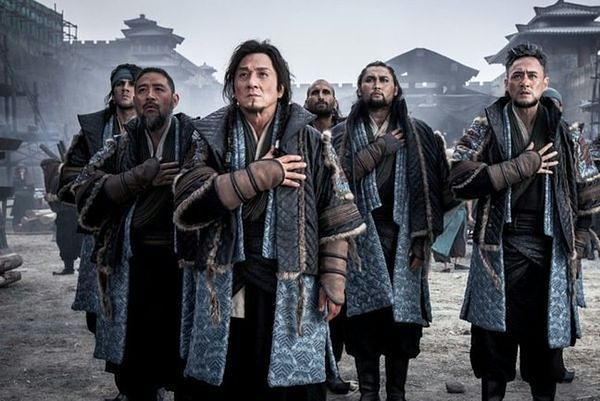 """""""Wojna imperiów"""": Chiny kontra Ameryka 0:1 [RECENZJA]"""