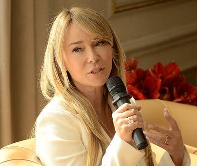 Joanna Przetakiewicz dołączyła do akcji Wirtualnej Polski #OczekujeReakcji