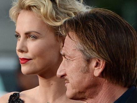Sean Penn doprowadza do szału Charlize Theron