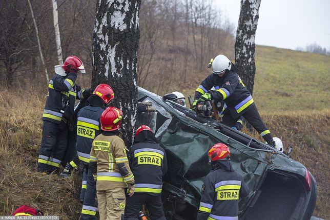 Straż Pożarna podsumowuje Wigilię. 959 zdarzeń, trzy ofiary