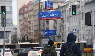 Warszawa. Co z ulicą L. Kaczyńskiego? Radni mają sprzeczne stanowiska