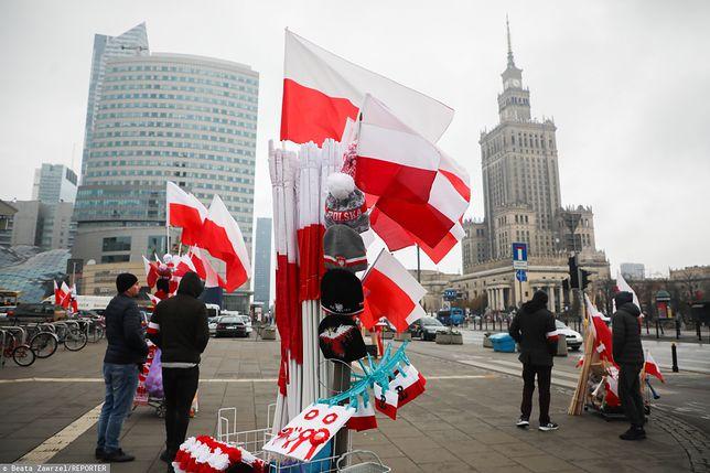 11 listopada. Europa i świat składają Polsce życzenia w 101. rocznicę odzyskania niepodległości