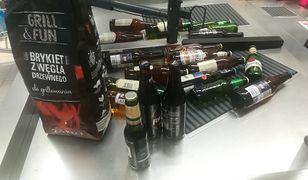 Promocja piwa w Lidlu dotyczyła wszystkich gatunków w butelkach. Przy zakupie 20 sztuk, 10 było za darmo