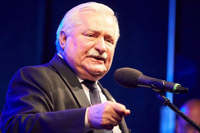 Lech Wałęsa o pomnikach smoleńskich