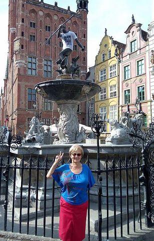 Danuta Wałęsa w Gdańsku