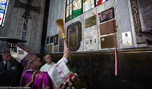 Na Jasnej Górze abp Głódź poświęcił tablicę dedykowaną Żołnierzom Niezłomnym