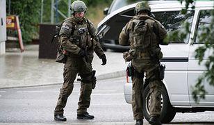 Policja schwytała poszukiwanego Syryjczyka z Chemnitz
