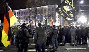 Policja w Lipsku alarmuje: panuje nastrój sprzyjający pogromom uchodźców
