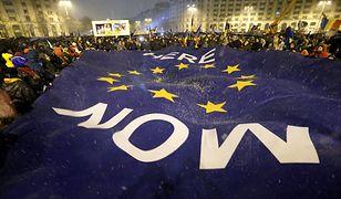 Tysiące Rumunów protestowało przeciwko reformie wymiaru sprawiedliwośći