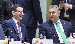 Wiktor Orban nie poprze sankcji, które grożą Polsce w związku z art. 7 Traktatu o UE