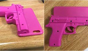 Etui przypomminające broń palną stało się przyczyną zatrzymania 15-latka