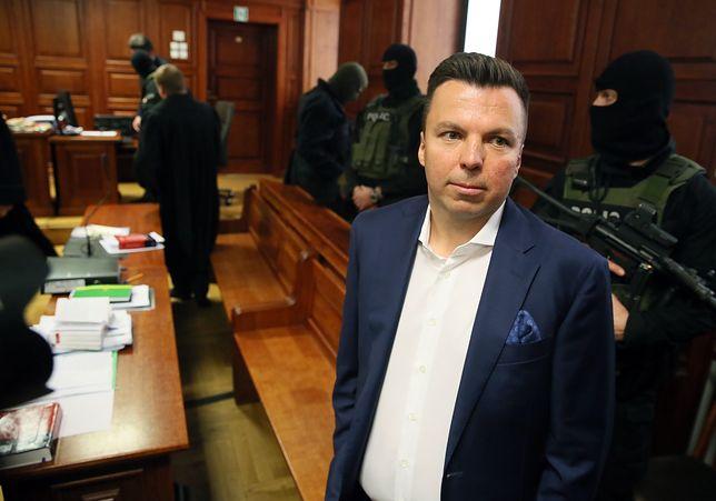Wyrok w sprawie Marka Falenty zapadł pod koniec 2016 roku w Sądzie Okręgowym w Warszawie