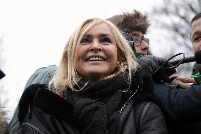 """Monika Olejnik wygrała w sądzie z tygodnikiem """"Sieci"""". Muszą słono zapłacić"""