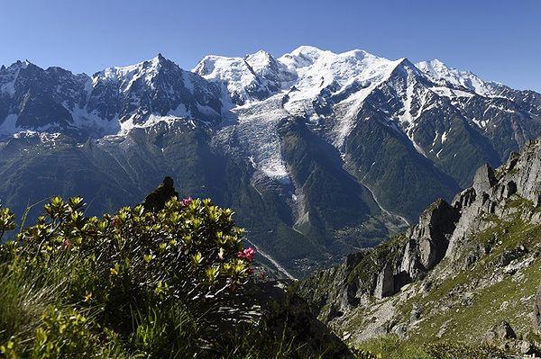 Kolejny śmiertelny wypadek w masywie Mont Blanc. Alpiniści z przewodnikiem spadli z 800 metrów