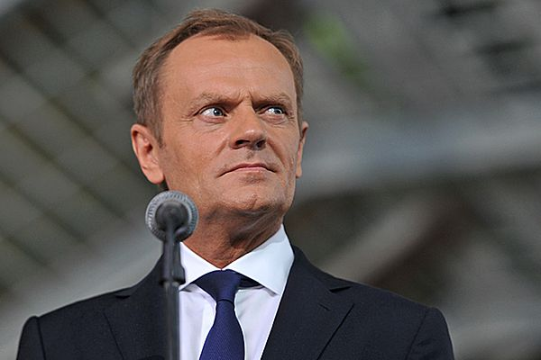 Paweł Graś: na szczęście nie widziałem miny premiera Tuska