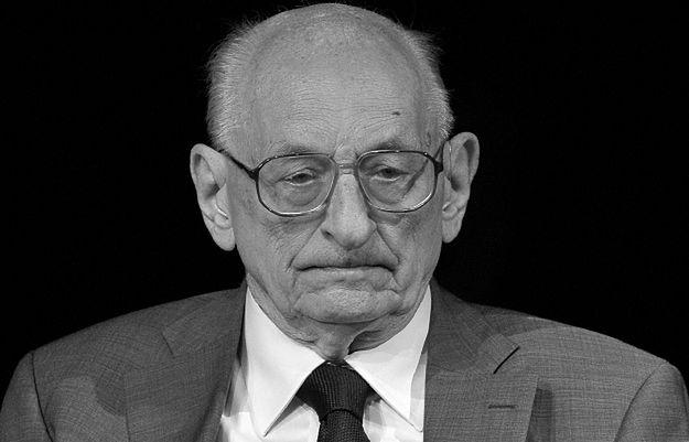 """""""New York Times"""" o Władysławie Bartoszewskim: zaskoczył samego siebie"""