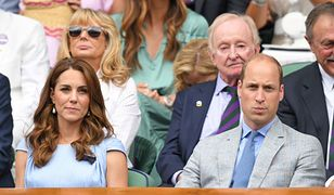 Kate i William na Wimbledonie, 14.07.2019