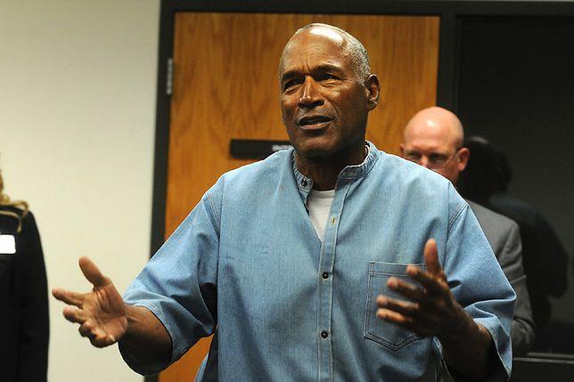 O.J. Simpson 20 lipca dowiedział się, że opuszcza więzienie